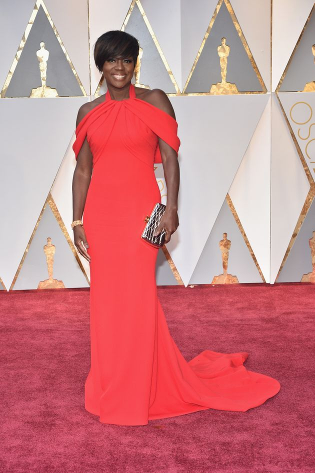 All The Best Looks From The 2017 Oscars Red