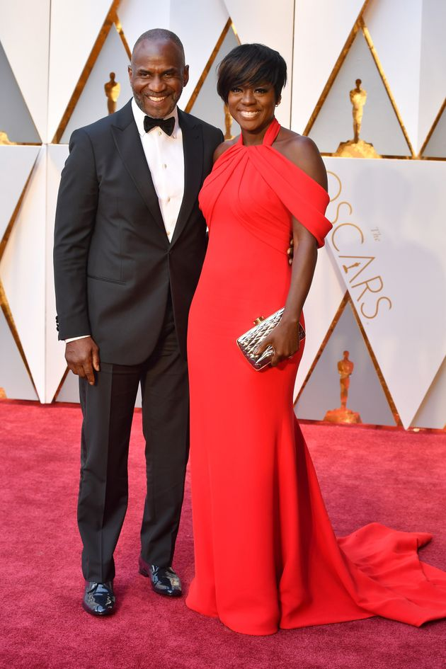 Viola Davis and husband Julius