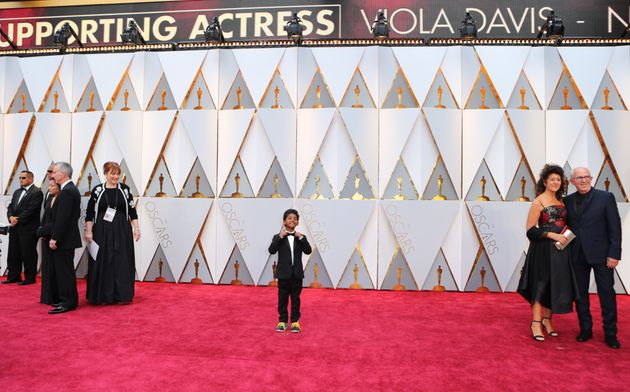 Oscars 2017: 'Lion' Star Sunny Pawar Had An Absolute Ball At His First Academy