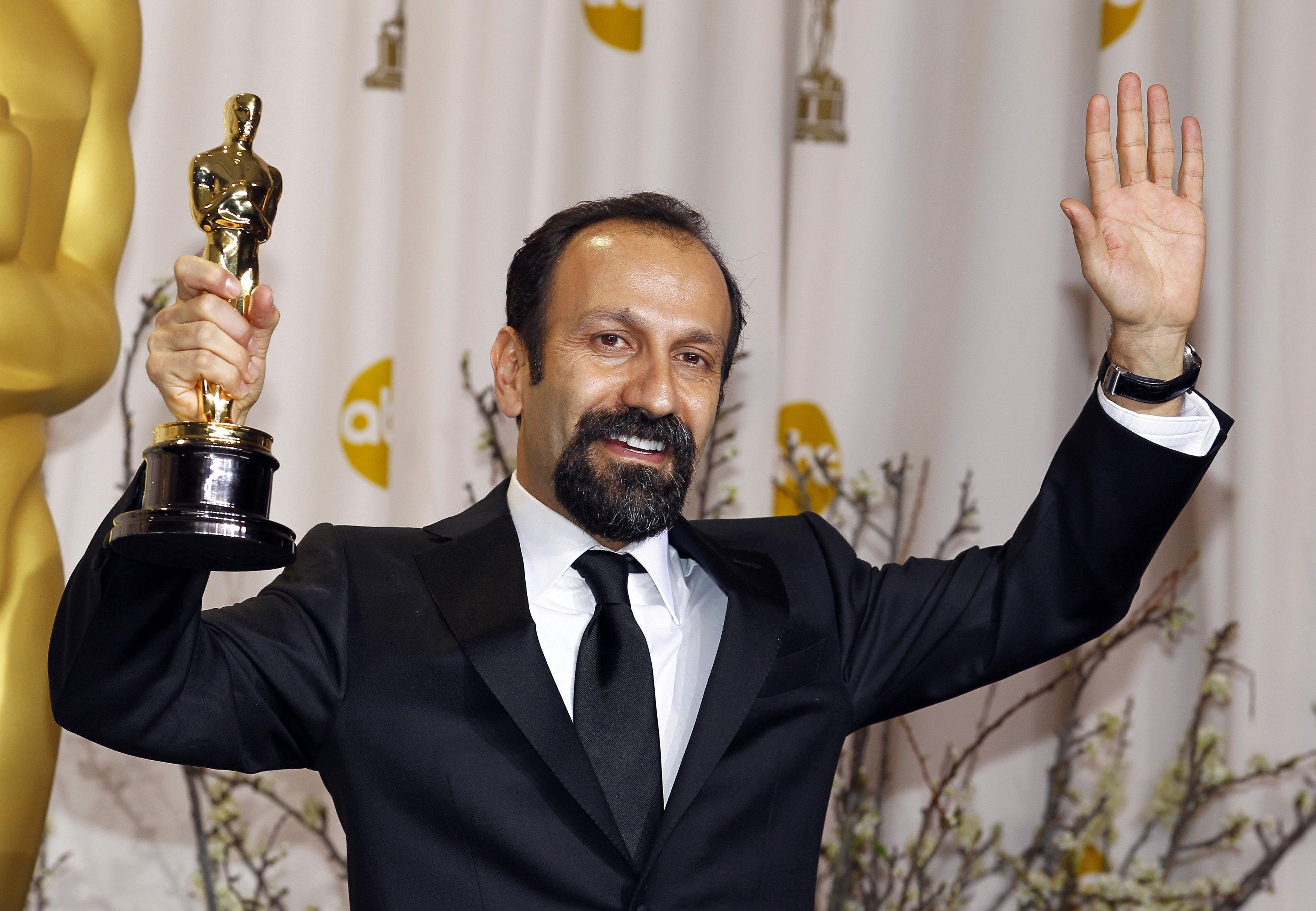 Iranian Director Wins Big After Boycotting Oscars Over Trump's Muslim