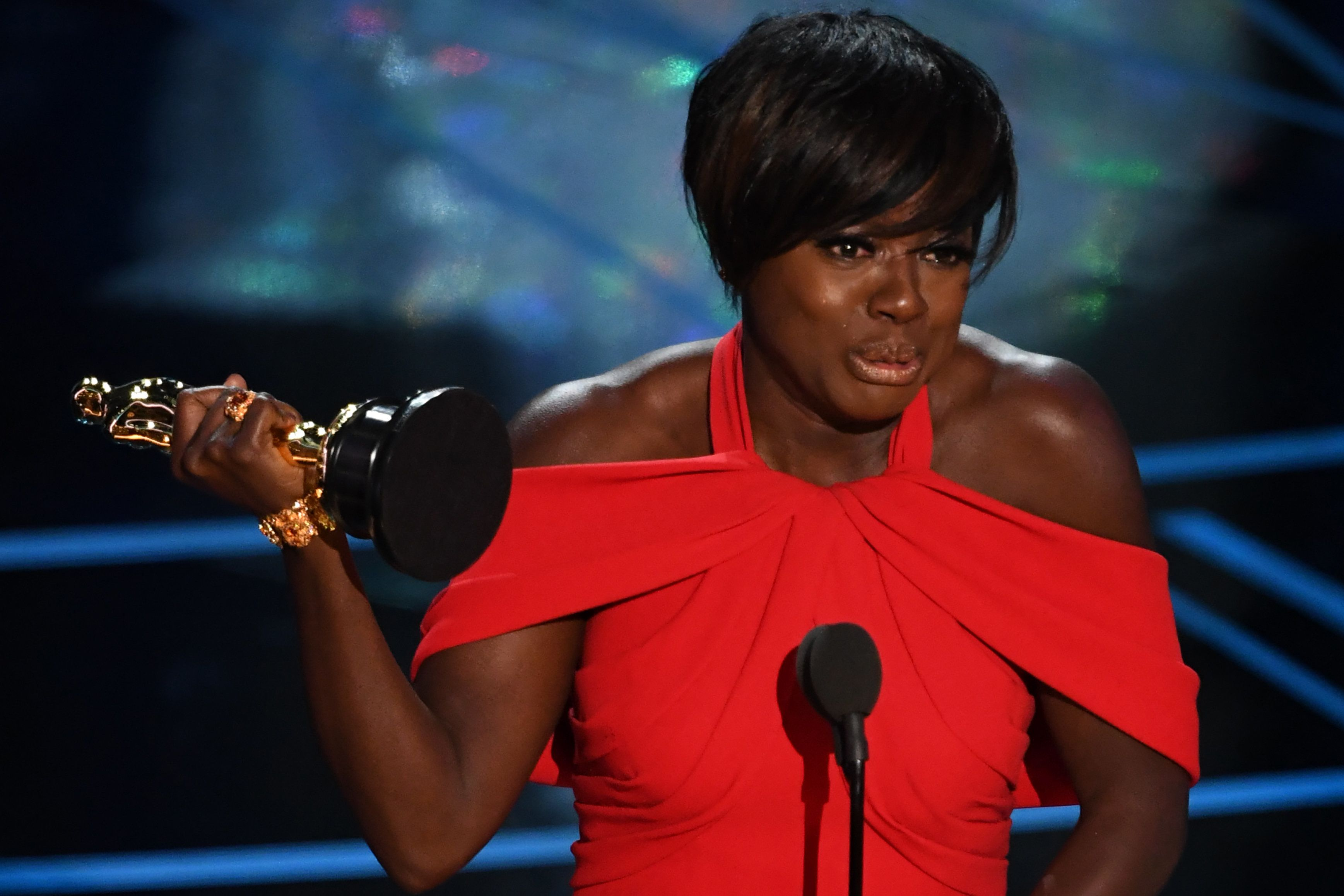 Viola Davis's Oscar Acceptance Speech Was Everything We