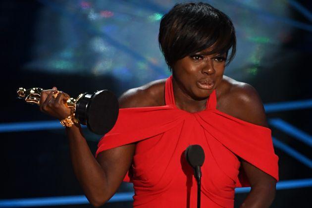 Viola won her first Oscar for