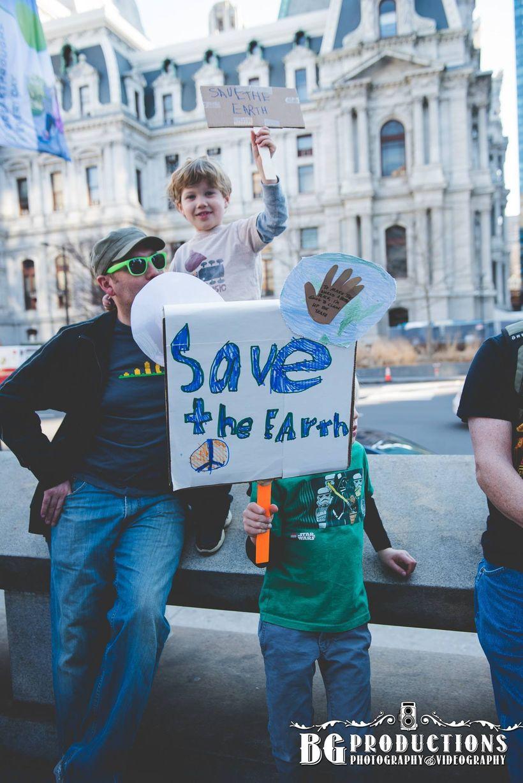 Save the Paris Agreement, 2/19/17
