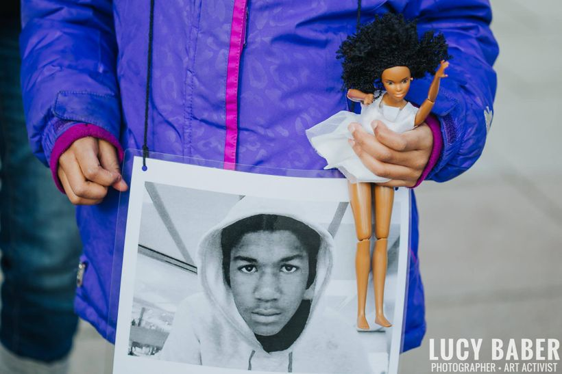 Trayvon Martin Hoodie Rally, Bethlehem, PA, 2/26/17