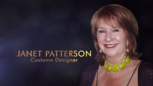 A photo of Jan Chapman was used during Janet Patterson's Oscars