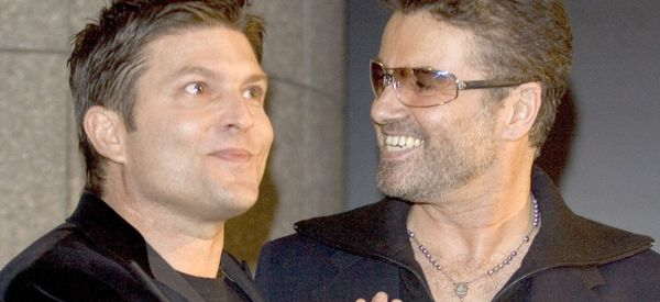 George Michael's Former Boyfriend, Kenny Goss, Pays Tribute To 'Love Of His Life'