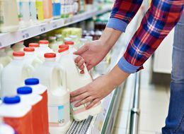 Milk 'Use By' Dates Could Soon Be Swapped For 'Sniff Test' To Tackle Food Waste