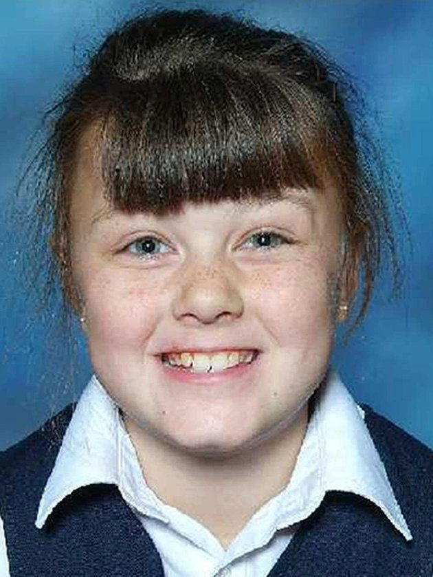 Shannon Matthews was nine when she was reported missing in February