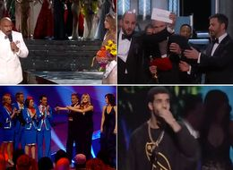 After The Oscars Best Picture Blunder, 9 More Times The Wrong Winner Was Announced On Live TV
