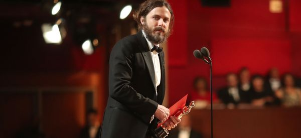 Casey Affleck's Best Actor Oscars Speech May Have Actually Sent One A-List Attendee To Sleep