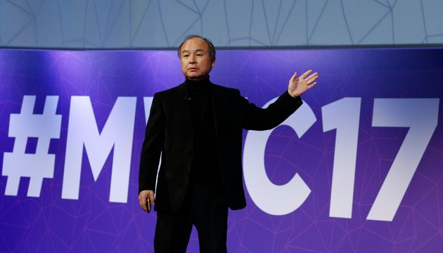 Softbank's Masayoshi Son Thinks AI Will Be Smarter Than Humans In 30