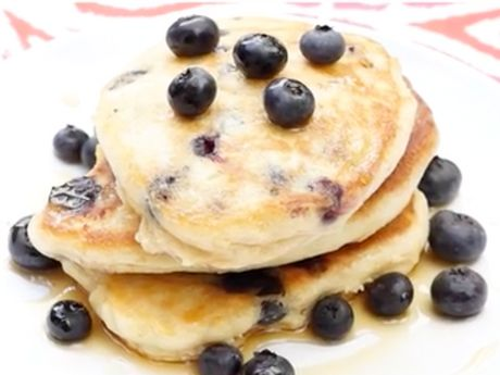 How To Make Vegan Pancakes In Just Five Minutes