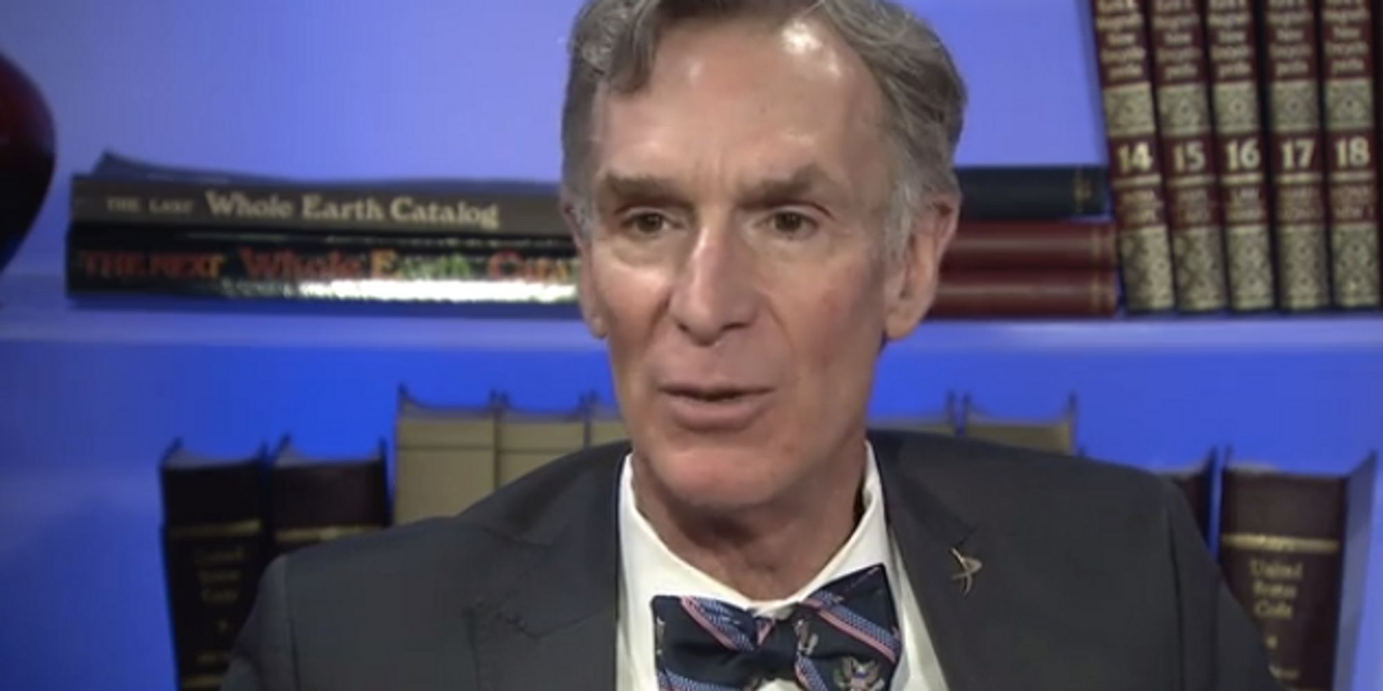 Bill Nye Warns Trump Administration Could Have 'Catastrophic' Effect On The Planet