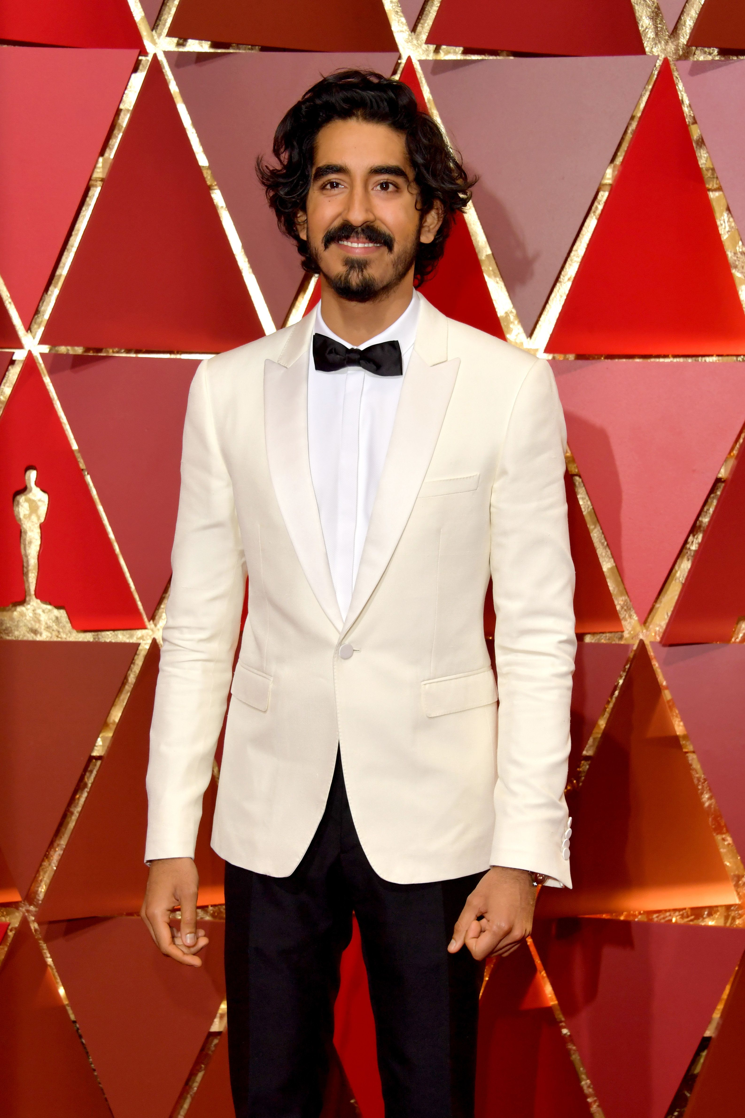 HOLLYWOOD, CA - FEBRUARY 26:  Actor Dev Patel attends the 89th Annual Academy Awards at Hollywood & Highland Center on February 26, 2017 in Hollywood, California.  (Photo by Lester Cohen/WireImage)