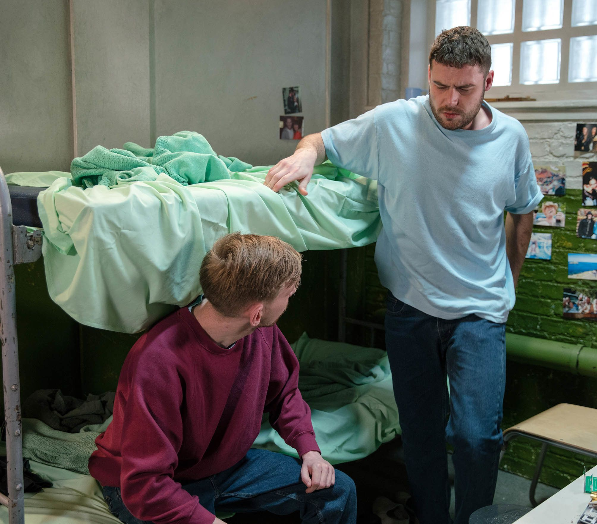 'Emmerdale' Spoiler! Aaron Dingle's Prison Storyline Could Be About To Take A Seriously Dark