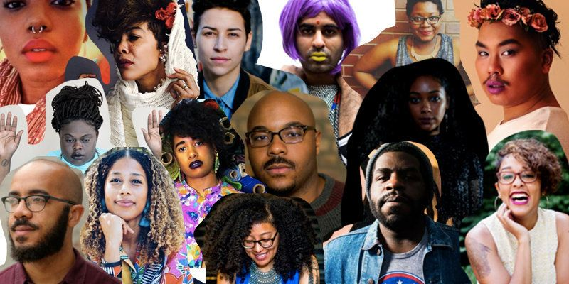 34 Poets Of Color Summarize 2017 In