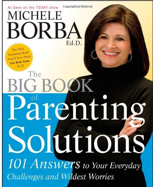 In this down-to-earth guide, parenting expert Michele Borba offers advice for dealing with children's difficult behavior and