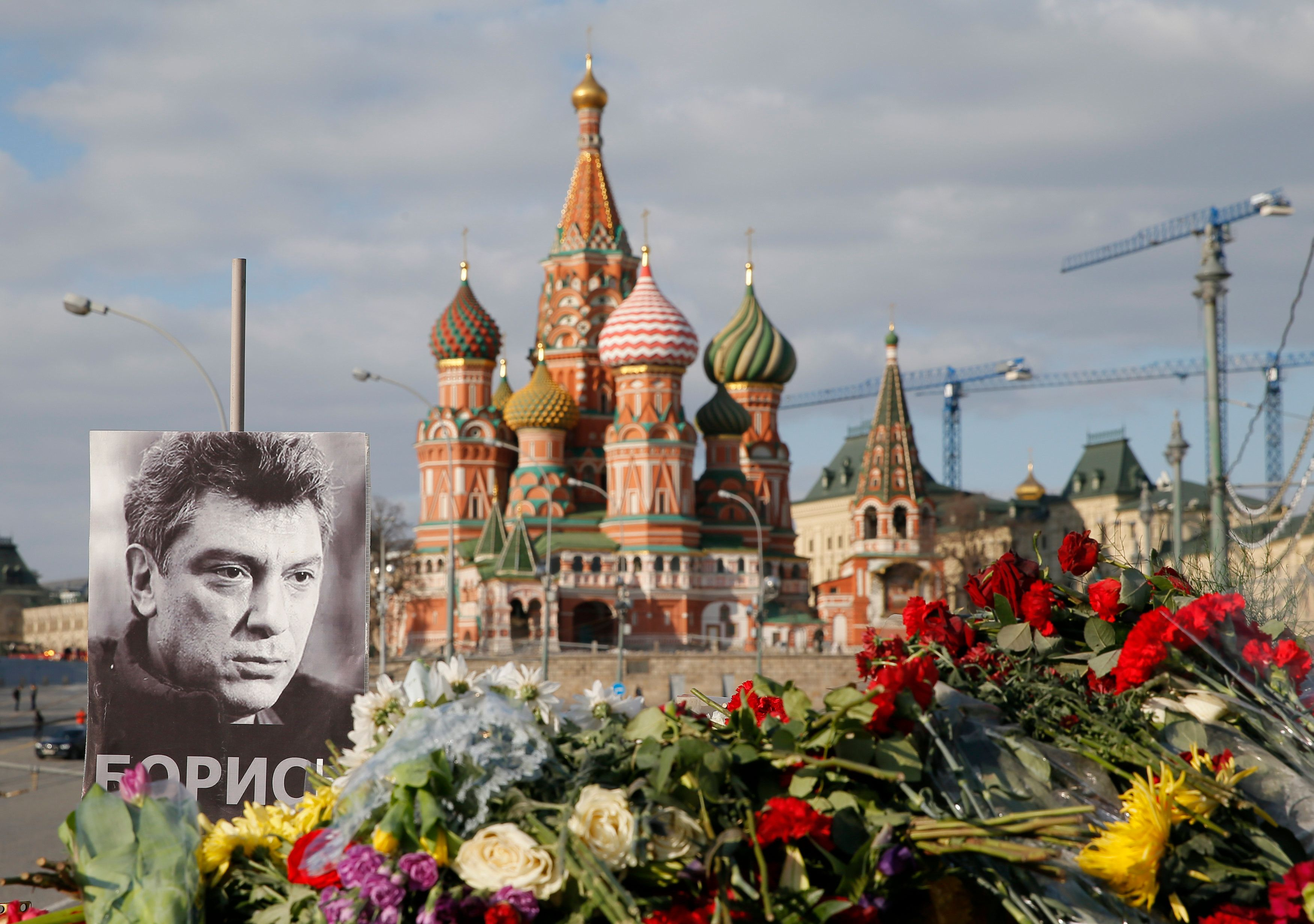 The Kremlin critic was assassinated two years ago.