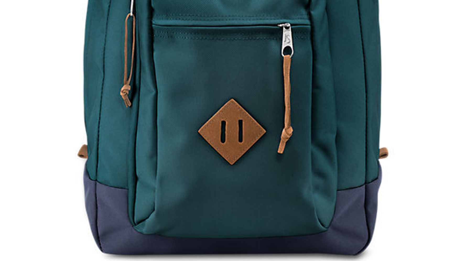 So THAT'S Why There's A Little Diamond Patch On Some Backpacks