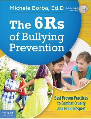 <em>The 6Rs of Bullying Prevention</em> utilizes the strongest pieces of best practices and current research for ways to stop