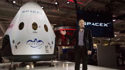 SpaceX Plans To Send Two Private Citizens Around The Moon In