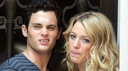 Your TV Boyfriend Penn Badgley Married A 'Girls' Star's