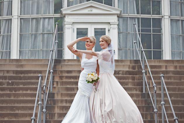 Ces deux cosplayeuses se sont mariées, sans l'ombre d'un