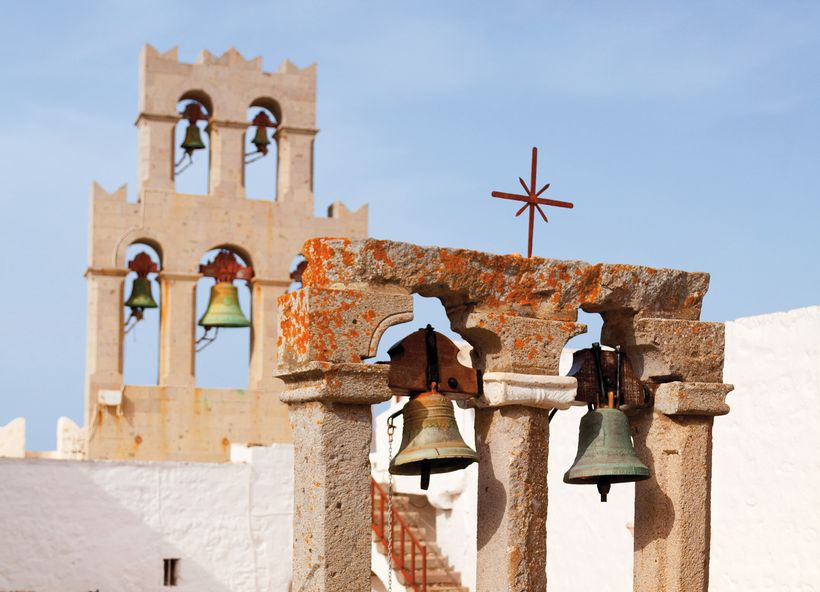 Easter in Patmos, Greece