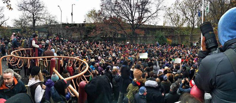 #GetOrganizedBK rally, 2016