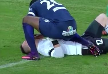 Heroic Soccer Player Saves Rival's Life After On-Field