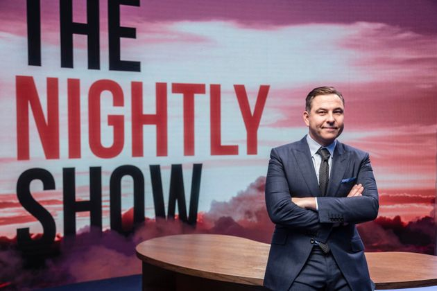 David Walliams is hosting 'The Nightly Show' this