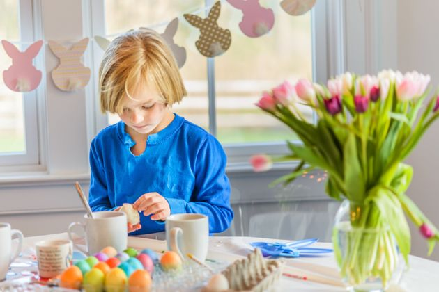 Cracked It Easter Decorations To Make With The Kids