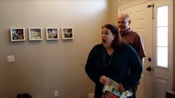 Man Surprised His Parents With Pregnancy Announcement One Day Before His Wife Gave