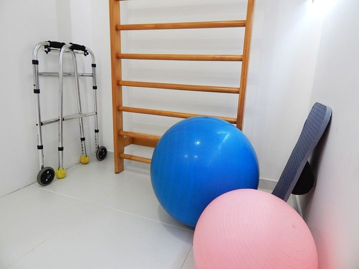 <p>Physical Therapy Room</p>