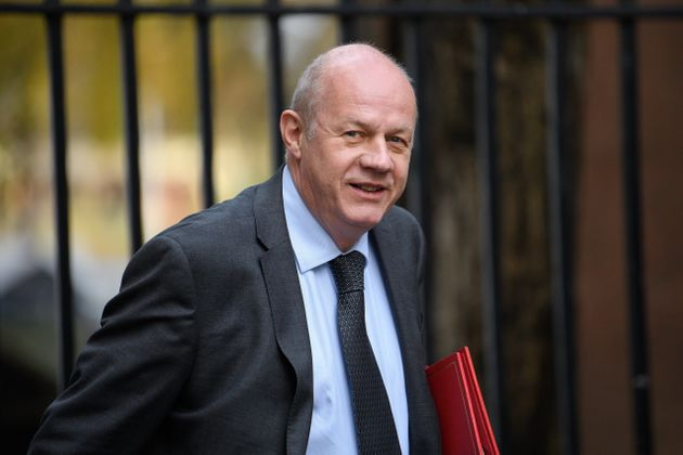 Damian Green Denies Sneaking Out Cut To Disability Benefit Under Cover Of
