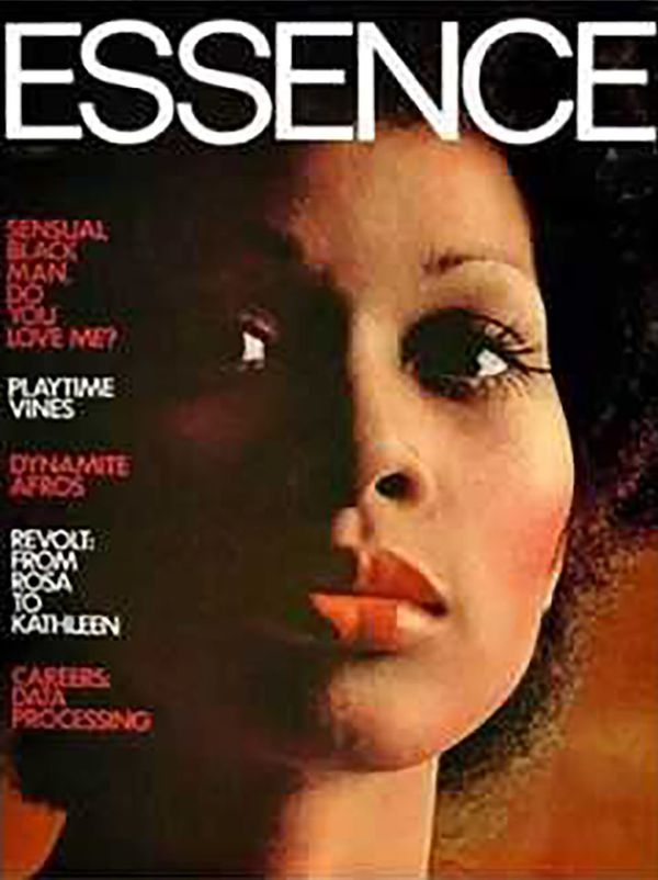 "When black women-centered magazine Essence splashed onto the scene in May of 1970, it received acclaim for featuring the ""Afr"