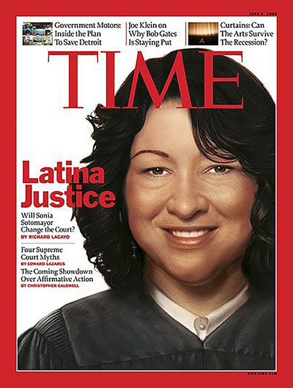 In 2009, Sonia Sotomayor made history as the first person of Hispanic heritage and first Latina to serve on the Supreme