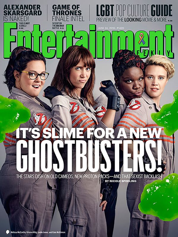 "When the ""Ghostbusters"" reboot released its trailer in March of 2016, <a href=""https://www.theatlantic.com/entertainment/arch"