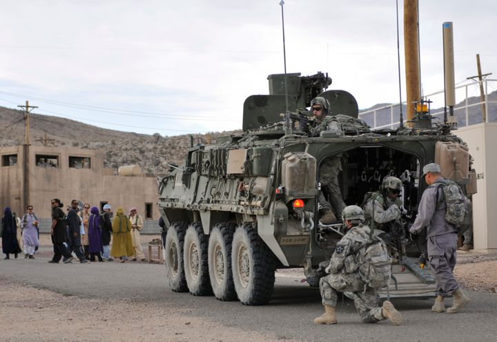 no perpetual war in isn t successful huffpost