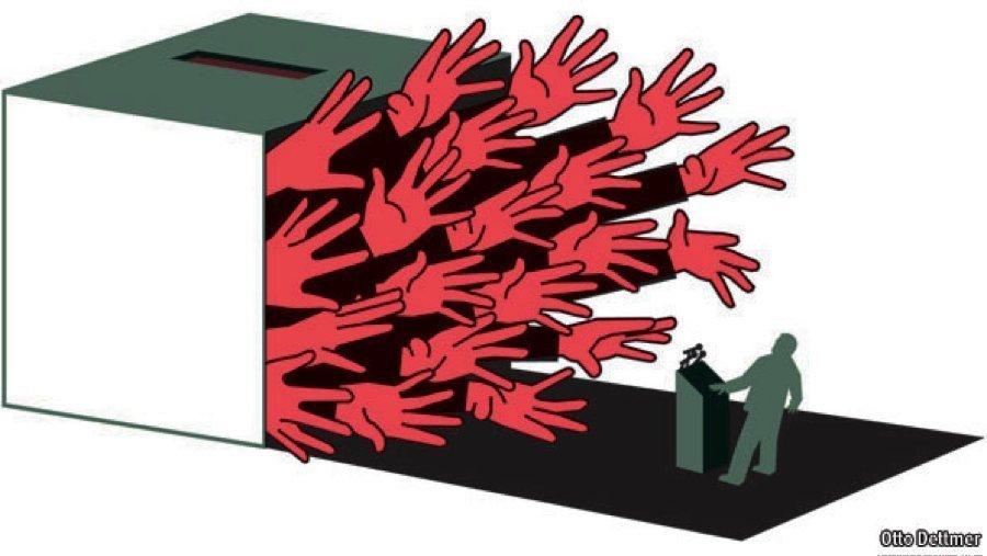 Francis Fukuyama: Democracy Needs