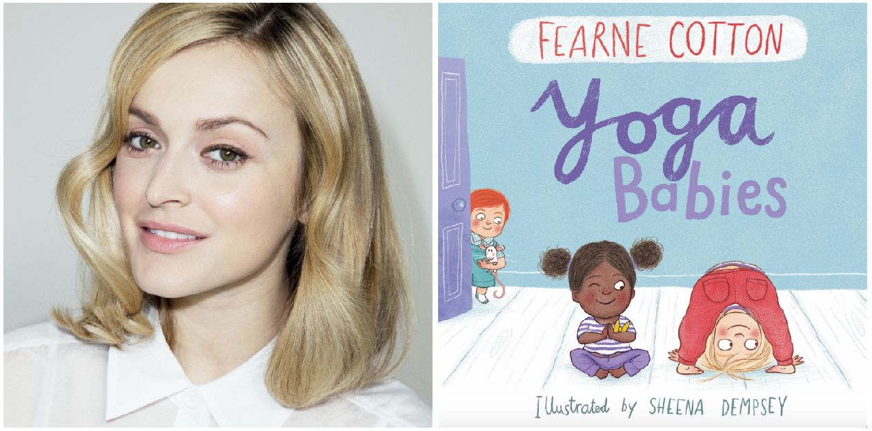 Fearne Cotton Is Publishing Her First Children's Book With A