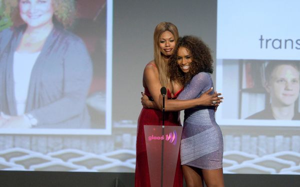 Longtime friends Laverne Cox and Janet Mock have both made enormous strides in the last few years towards visibility for tran