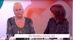 Kim Woodburn Reveals Her Father Sexually Abused Her As A