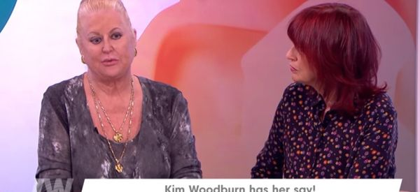 Kim Woodburn Reveals Her Father Sexually Abused Her As A Child