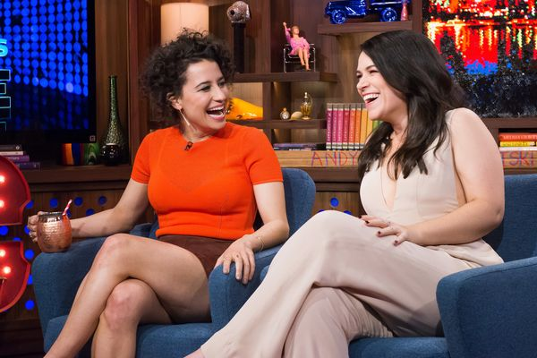 """Ilana Glazer andAbbi Jacobson are the bffs behind Comedy Central's hilarious """"Broad City,"""" which is loosely based on th"""