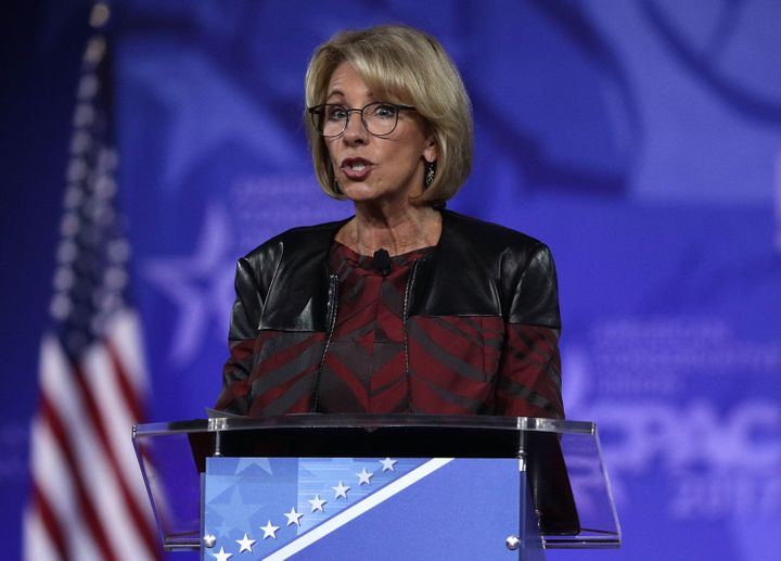 Scholars have attacked Secretary of Education Betsy DeVos' statement historically black colleges and universities for being ""