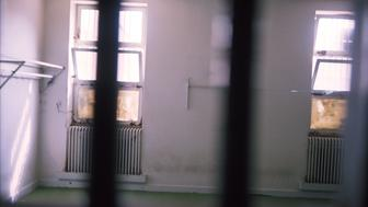 An empty cell inside the high security Evin Prison in Tehran, Iran, 10th February 1986. (Photo by Kaveh Kazemi/Getty Images)