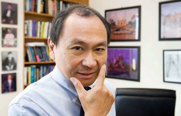 Francis Fukuyama recently sat down with The