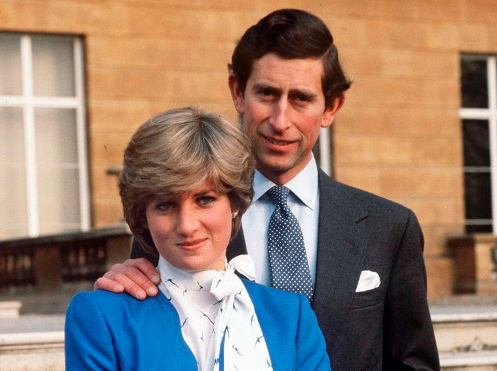 "Princess Diana and Prince Charles will be the subject of Ryan Murphy's next ""Feud"" series."