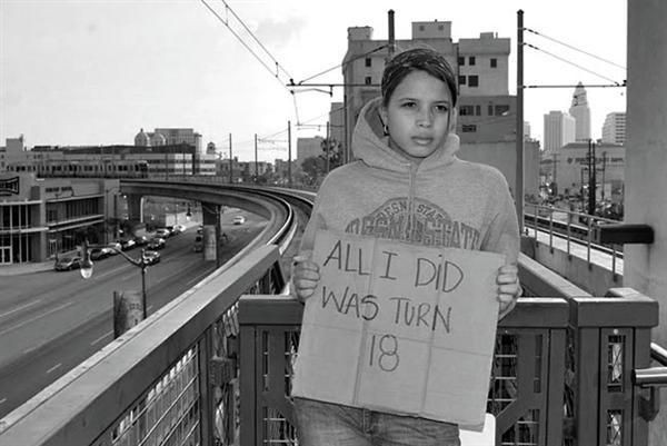 Image result for foster kids facing homelessness